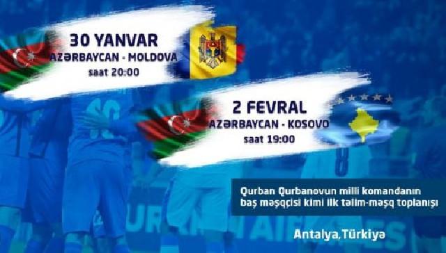 Azərbaycan - Kosovo matçının stadionu müəyyənləşdi