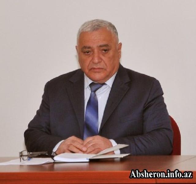 Abşeron ATİAHİ-nin sədri Vahid Əliyev