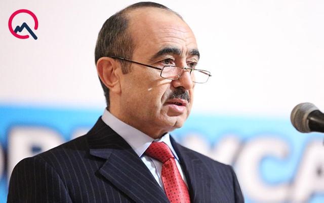 """""""Jurnalistlərlə ünsiyyətdə olmaq mənim üçün çox şərəfdir"""" - Əli Həsənov"""
