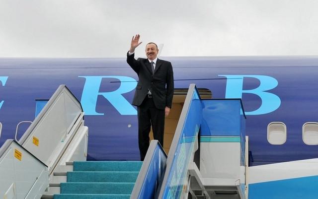 Prezident Türkiyəyə gedir