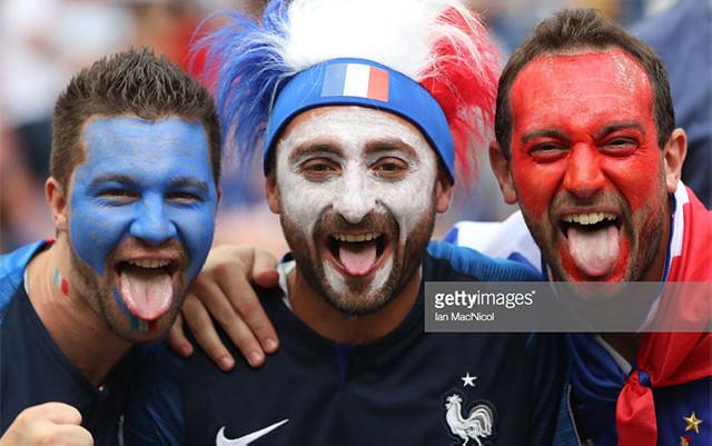 Fransa dünya çempionudur