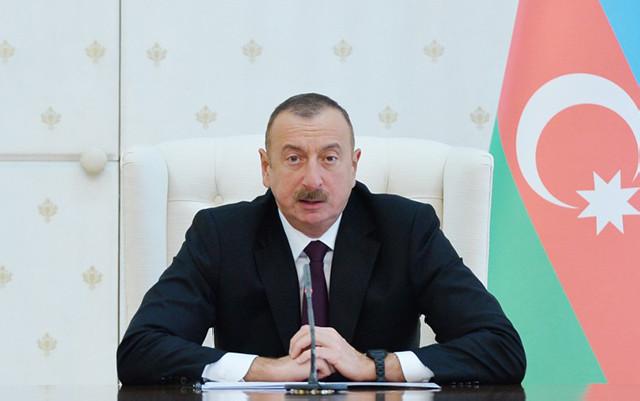 """Prezident ona """"Tərəqqi"""" medalı verdi"""