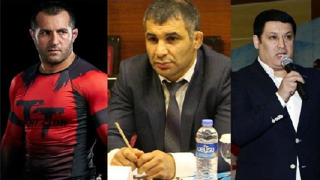 """""""Rövşən Həsənov federasiya prezidenti deyil, pomidor satandır"""" - Bu qurum kimindir?"""