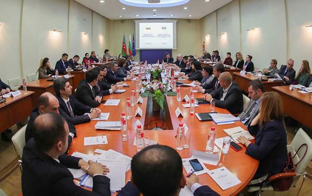 Azərbaycan-Bolqarıstan Müştərək Komissiyasının iclası keçirilib