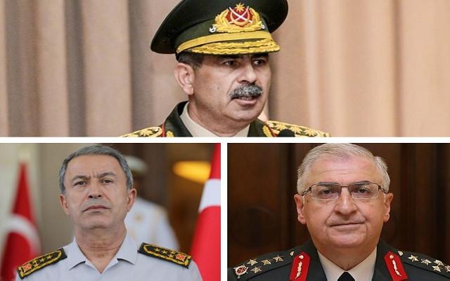 """Zakir Həsənov Türkiyəyə başsağlı verdi - """"Sizin acınız bizim də acımızdır"""""""