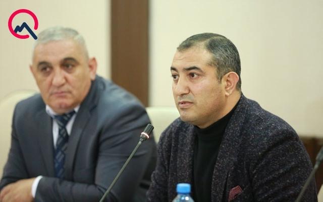 """""""Torpağın Adil Əliyevə nə aidiyyatı var?"""" - Foto"""