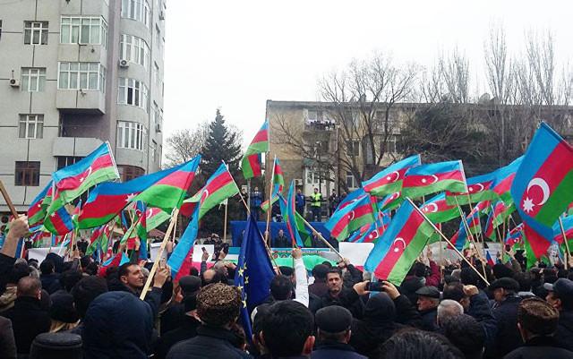 Mitinq təşkilatçılarına rəsmi xəbərdarlıq edildi