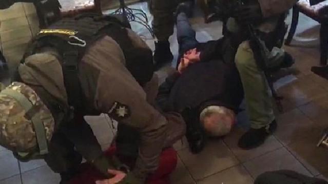 """Avtoritetlərin restorandakı """"sxodka""""sına basqın - Fotolar+ Video"""