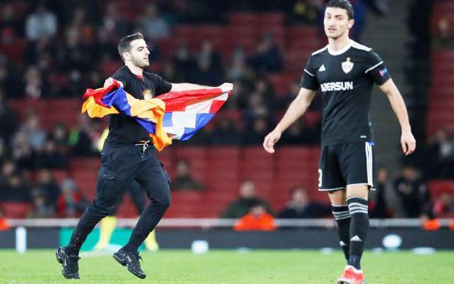 """UEFA """"Qarabağ""""la oyuna görə """"Arsenal""""ı cəzalandırdı"""