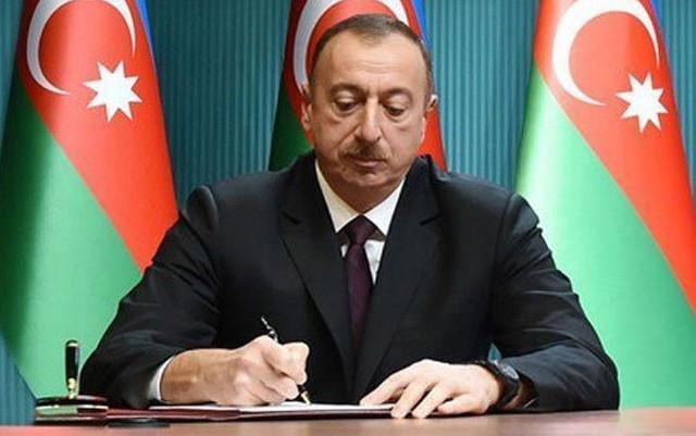 Prezident BDU-ya yeni rektor təyin etdi