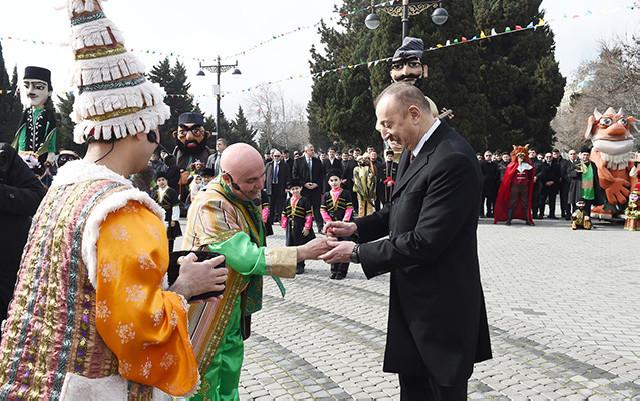 Martın 19-u Bakıda Novruz şənliyi keçiriləcək