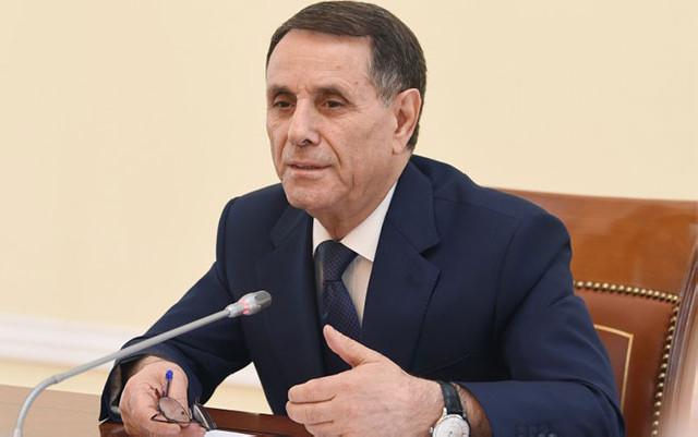 Novruz Məmmədov parlamentdə hesabat verəcək