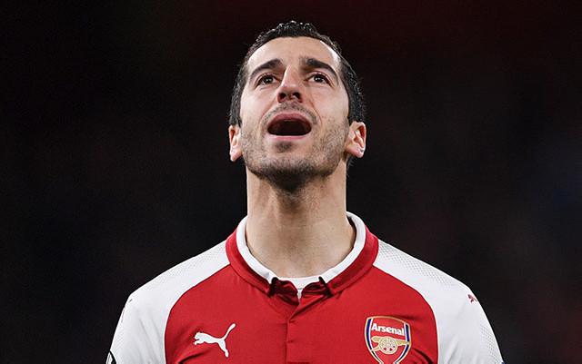 """""""Arsenal"""" Mxitaryanı Bakıya gətirməli olmadı"""