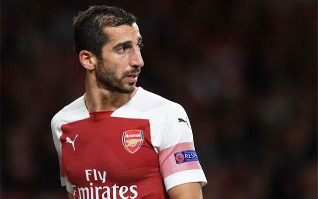"""Mxitaryan Bakıya gəlmir - """"Arsenal"""" rəsmi açıqladı"""