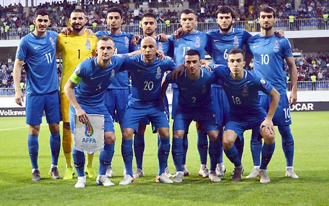 Azərbaycan Slovakiyaya qarşı