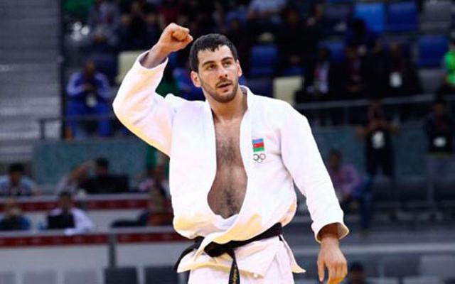 Daha bir cüdoçumuz medal qazandı - Avropa Oyunlarında
