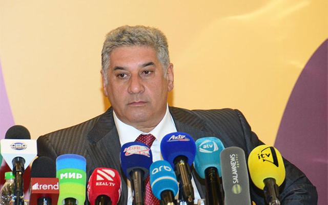 """""""Xaricdən gələn hər idmançı 90 avro pul ödəyir"""" - Azad Rəhimov"""