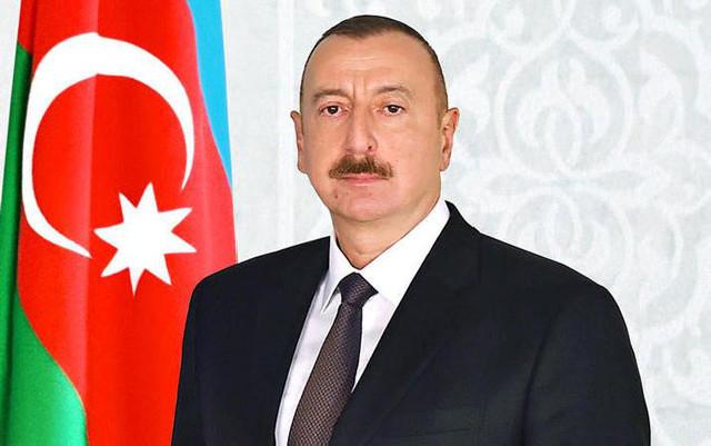 Əliyev Trampa başsağlığı verdi
