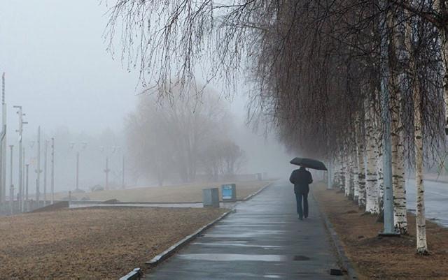 Sabaha olan hava - Külək, yağış...