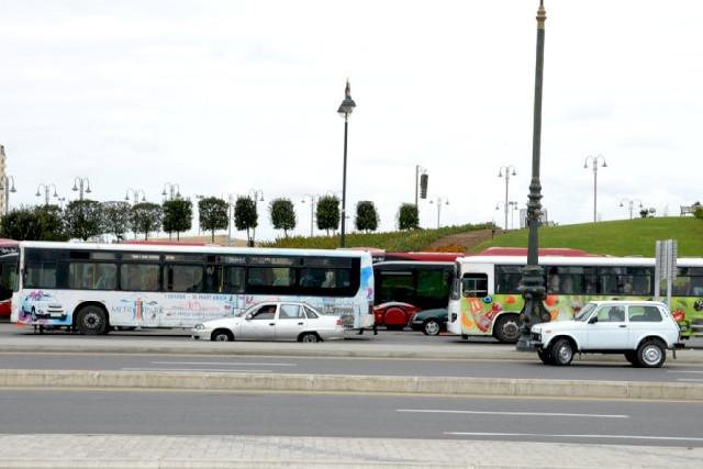 İlin sonun qədər bütün avtobuslar kart sisteminə keçəcək