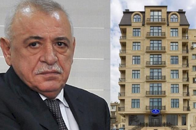 """Ən """"zəhmətkeş"""" deputatımızın otelləri üzə çıxdı - Fotolar"""