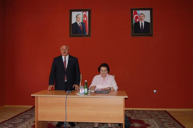 Rafil Hüseynov: